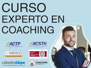 Curso Certificación Internacional Experto en Coaching Personal y Ejecutivo y Programa Superior de Crecimiento y Liderazgo Personal y Profesional