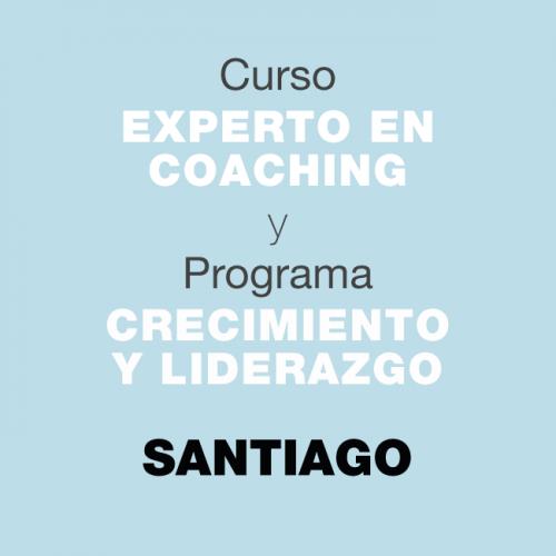 Curso Experto en Coaching y Programa de Crecimiento y Liderazgo. En SANTIAGO