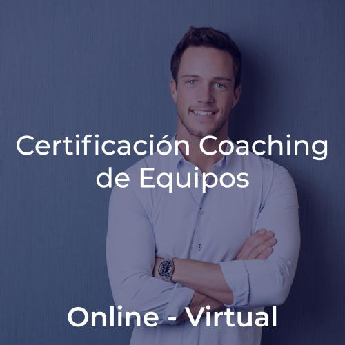 Certificación Team Leadership & Coaching de Equipos ONLINE EN DIRECTO (STREAMING)