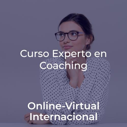 Curso Experto en Coaching y Programa de Crecimiento y Liderazgo. INTERNACIONAL - ONLINE 100% en directo por Streaming