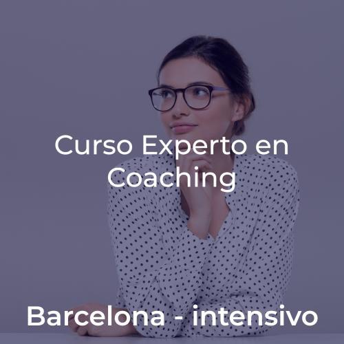 Curso Experto en Coaching y Programa de Crecimiento y Liderazgo. En BARCELONA INTENSIVO