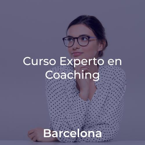 Curso Experto en Coaching y Programa de Crecimiento y Liderazgo. En BARCELONA