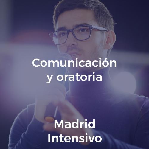 Curso de Comunicación y Oratoria Madrid