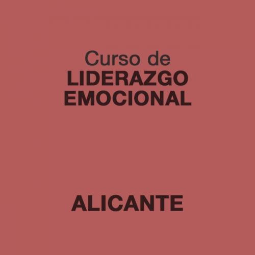Curso de Liderazgo Emocional en ALICANTE