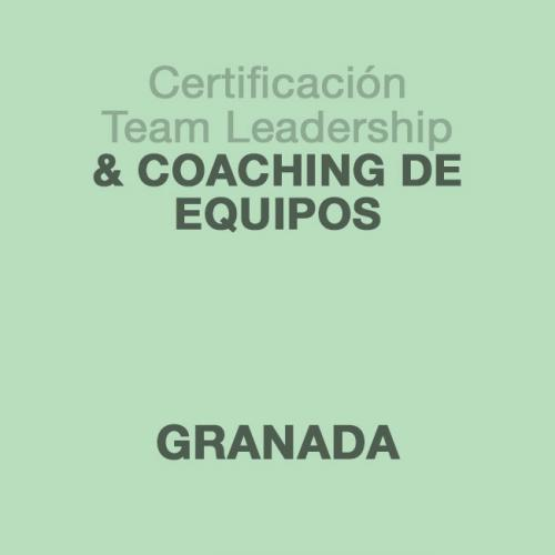 Certificación Team Leadership & Coaching de Equipos en GRANADA