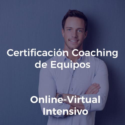 Certificación Team Leadership & Coaching de Equipos ONLINE INTENSIVO