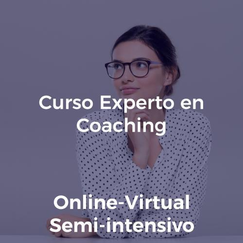 Curso Experto en Coaching y Programa de Crecimiento y Liderazgo. SEMI-INTENSIVO ONLINE 100% en directo por Streaming
